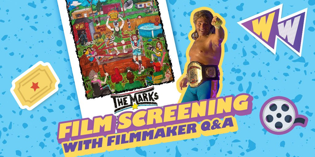 The Marks Film Screening with Filmmaker Q&A