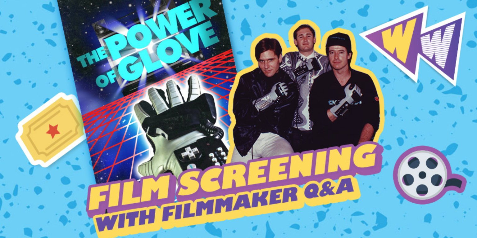 'The Power of Glove' Film Screening and Q&A